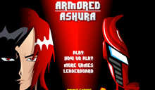Armored ashura super h�ros
