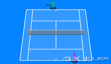 Stick Man Tennis
