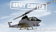 jeu Army Copter