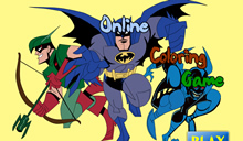 jeu Batman and the Blue Beetle