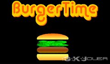 jeu Burger Time