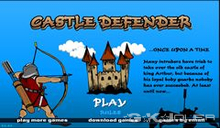 jeu Castle Defender