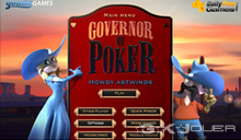 jeu Governor of Poker
