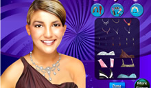 jeu Jamie Lynn Spears dress up habillages