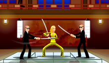jeu Kill Bill