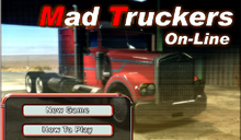 jeu Mad Truckers