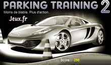 jeu Parking Training version 2