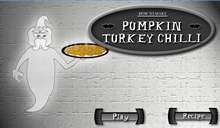 jeu Pumpkin Turkey Chili