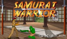 jeu Samurai Warrior
