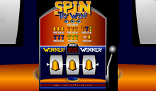jeu Spin to Win