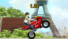 jeu Up hill version 3