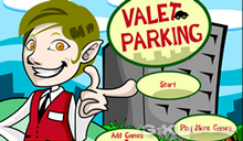 jeu Valet Parking