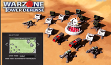 jeu War Zone Tower Defense